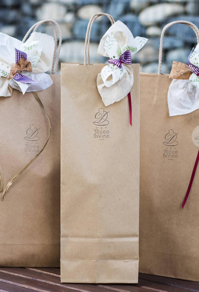 il tocco divino shopper regali